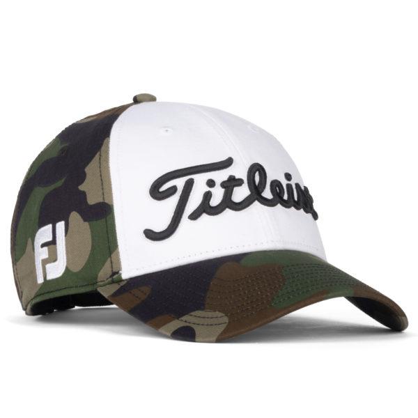 Titleist Golfcap Camo Kollektion