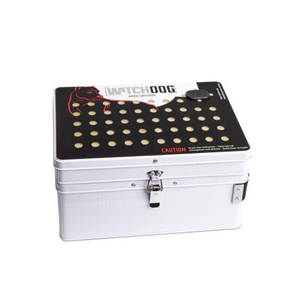 Lithium Akku Ladebox Watchdog