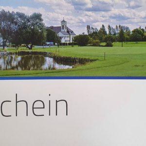 2 x 18 Loch Greenfee-Gutschein inkl. E-Cart - Wochenende