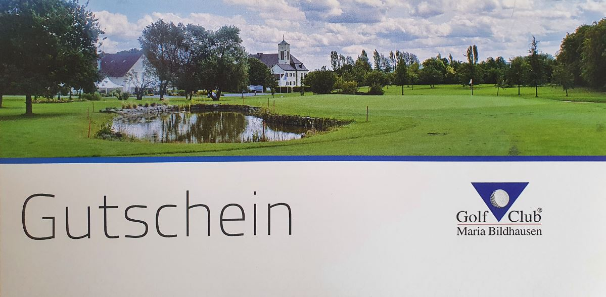2 x 18 Loch Greenfee-Gutschein inkl. E-Cart – Wochenende