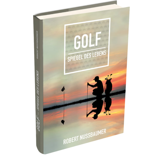 Buch: Golf - Spiegel des Lebens