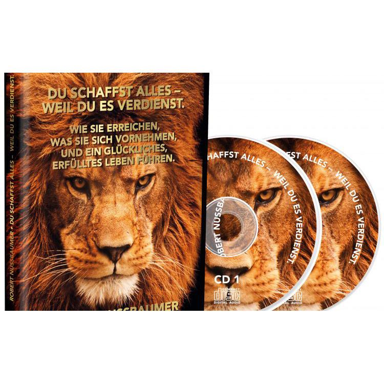 CD: DU SCHAFFST ALLES – weil du es verdienst