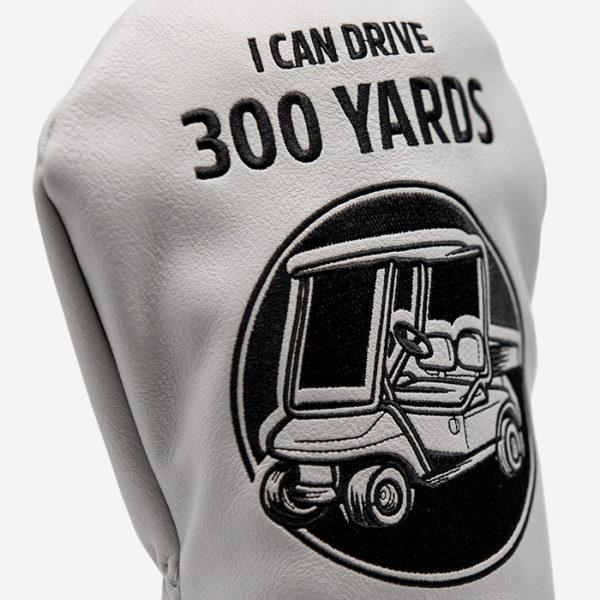 CLUBHATZ - The 300 Yards Driver