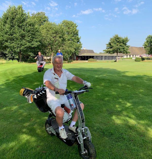 Monobuggy Golf Scooter nur 2.495,- euro + versand