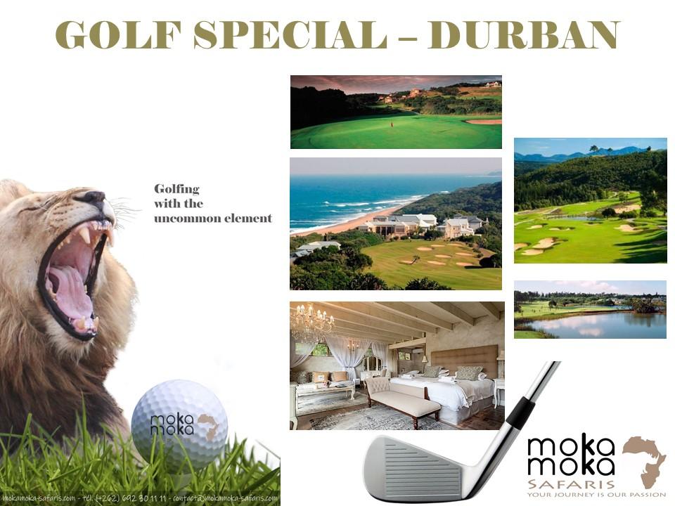 Golfreise 1 Woche Budget