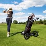 Decolt – Golfbag/Trolley Kombination