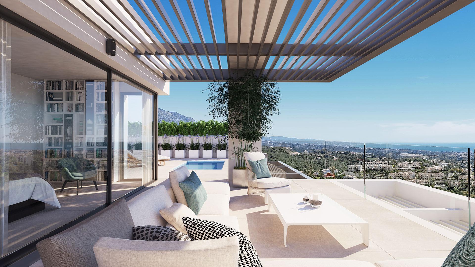 Wohnung in Marbella-Benahavis (Málaga)