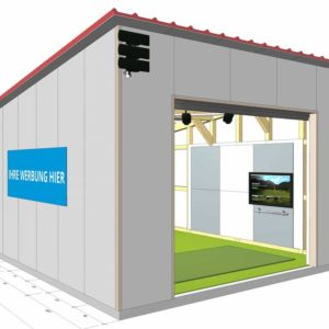 projectpar Golfhütte Platzreife