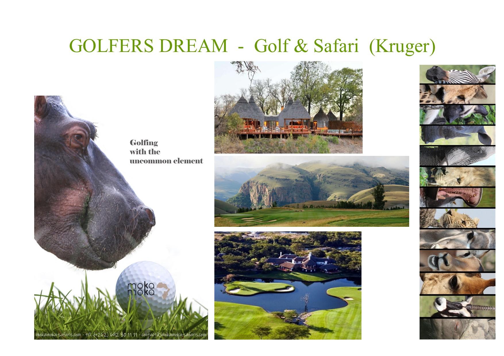 Kruger Golfsafari
