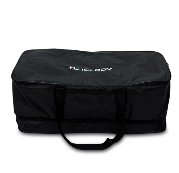 Tour Made Haicaddy® Travel Pro HC7S Edelstahl Elektro Golftrolley