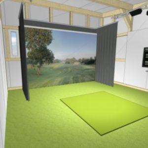 projectpar Golfhütte Privat