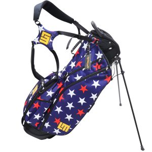 Loudmouth Stand Bag-Superstar Navy-