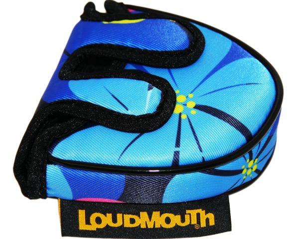 "Loudmouth Mallet Putterhaube ""Wildflower"""