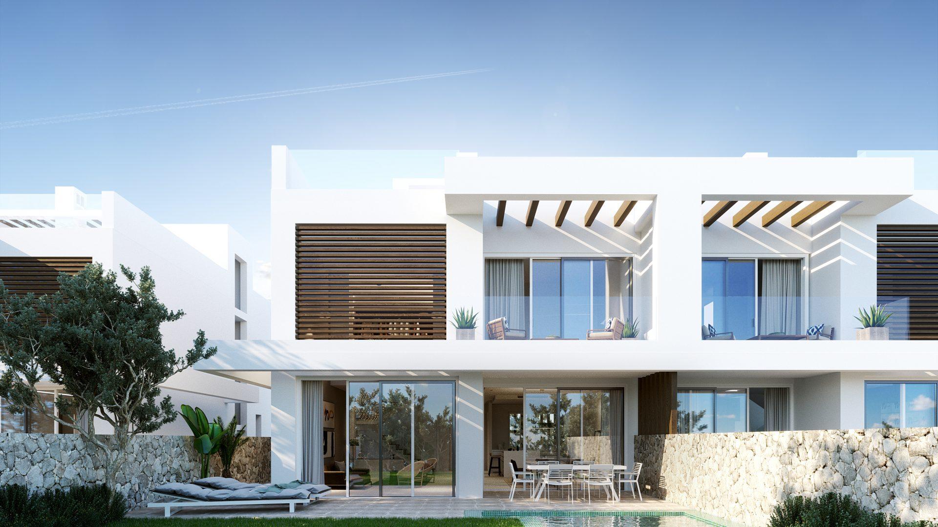 Doppelhaushälfte in Marbella (Málaga)
