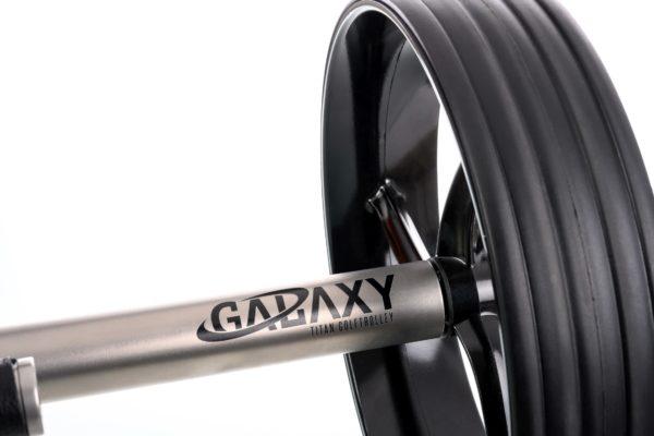 GALAXY Titan Elektro Golftrolley, 5,8kg, incl. Zubehör