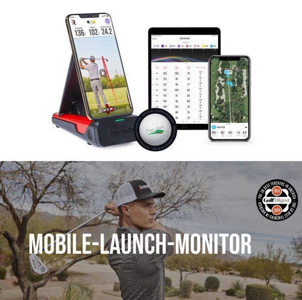 Rapsodo MLM Golf Mobile-Launch-Monitor