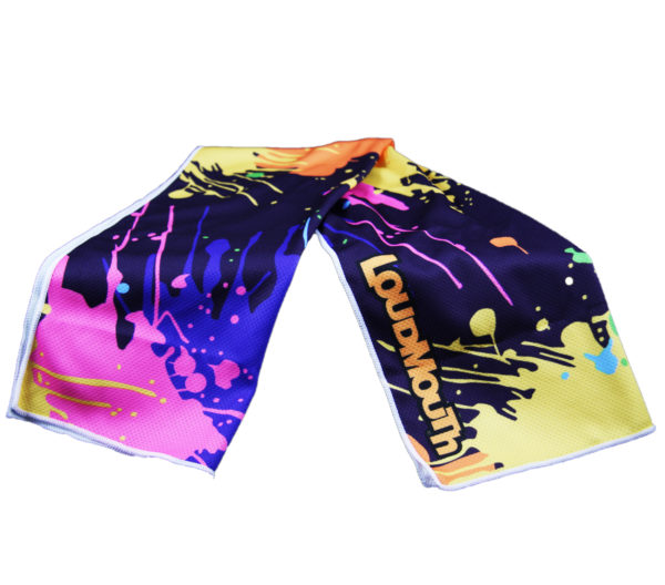 Loudmouth Cooling Towels - Blasterpiece -
