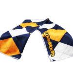 Loudmouth Cooling Towels – Blue & Gold Mega –