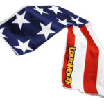 Loudmouth Cooling Towels – Stars & Stripes –