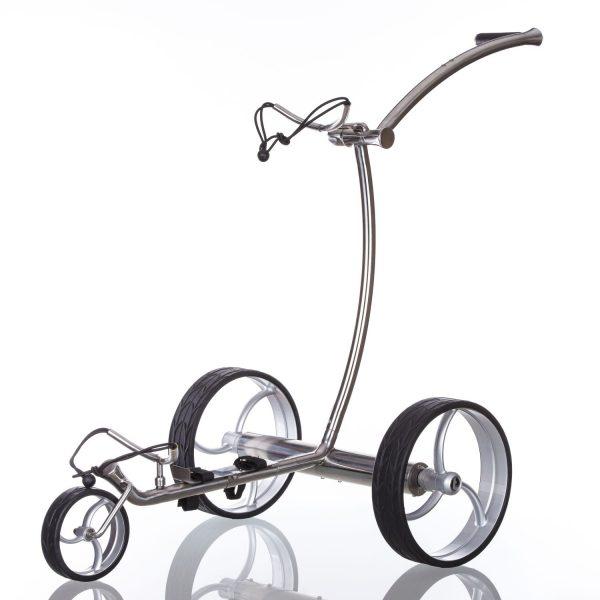 Angebot: trendGOLF streaker Elektro Golftrolley Edelstahl, incl. Zubehör