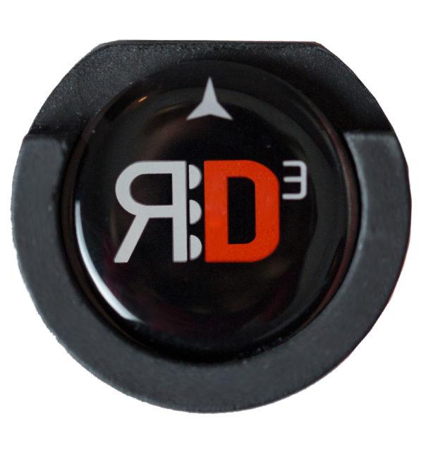 Puttergriff RD-3 schwarz/weiß