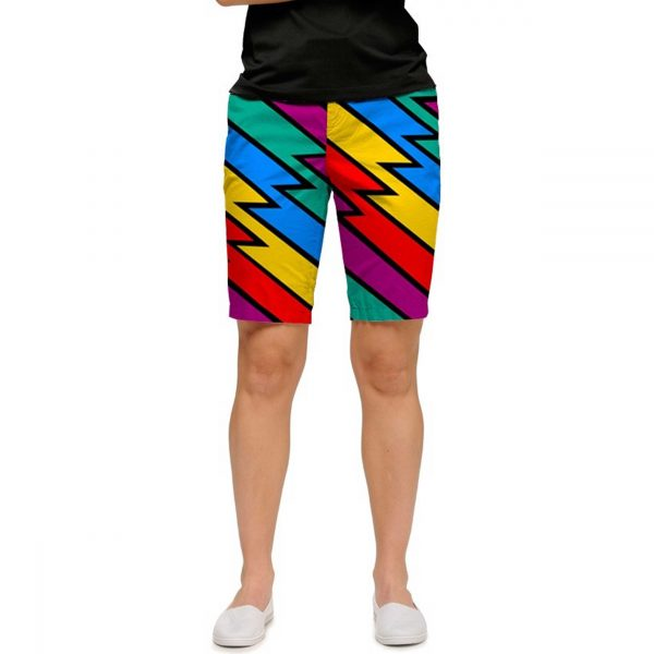 Loudmouth Damen Golf Bermuda Shorts