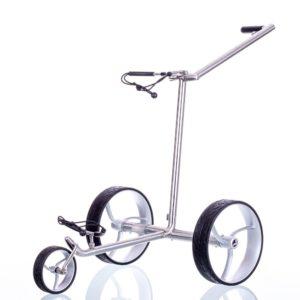 Angebot: trendGOLF walker S Elektro Golf Trolley Edelstahl, incl. Zubehör