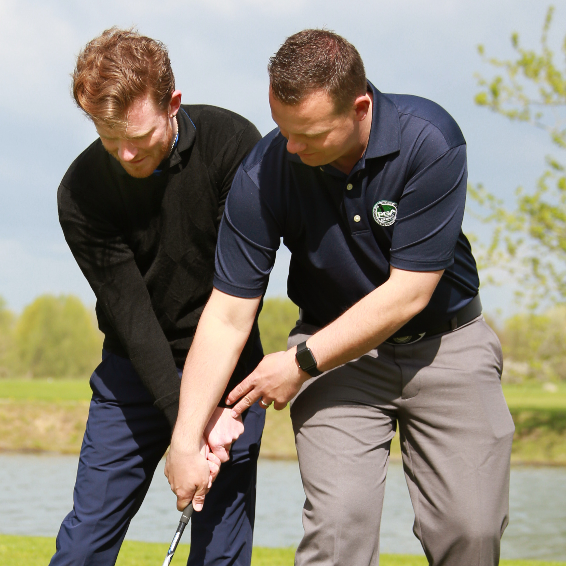 Golfunterricht 50 Minuten