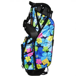 Loudmouth Stand Bag-Wildflowers-