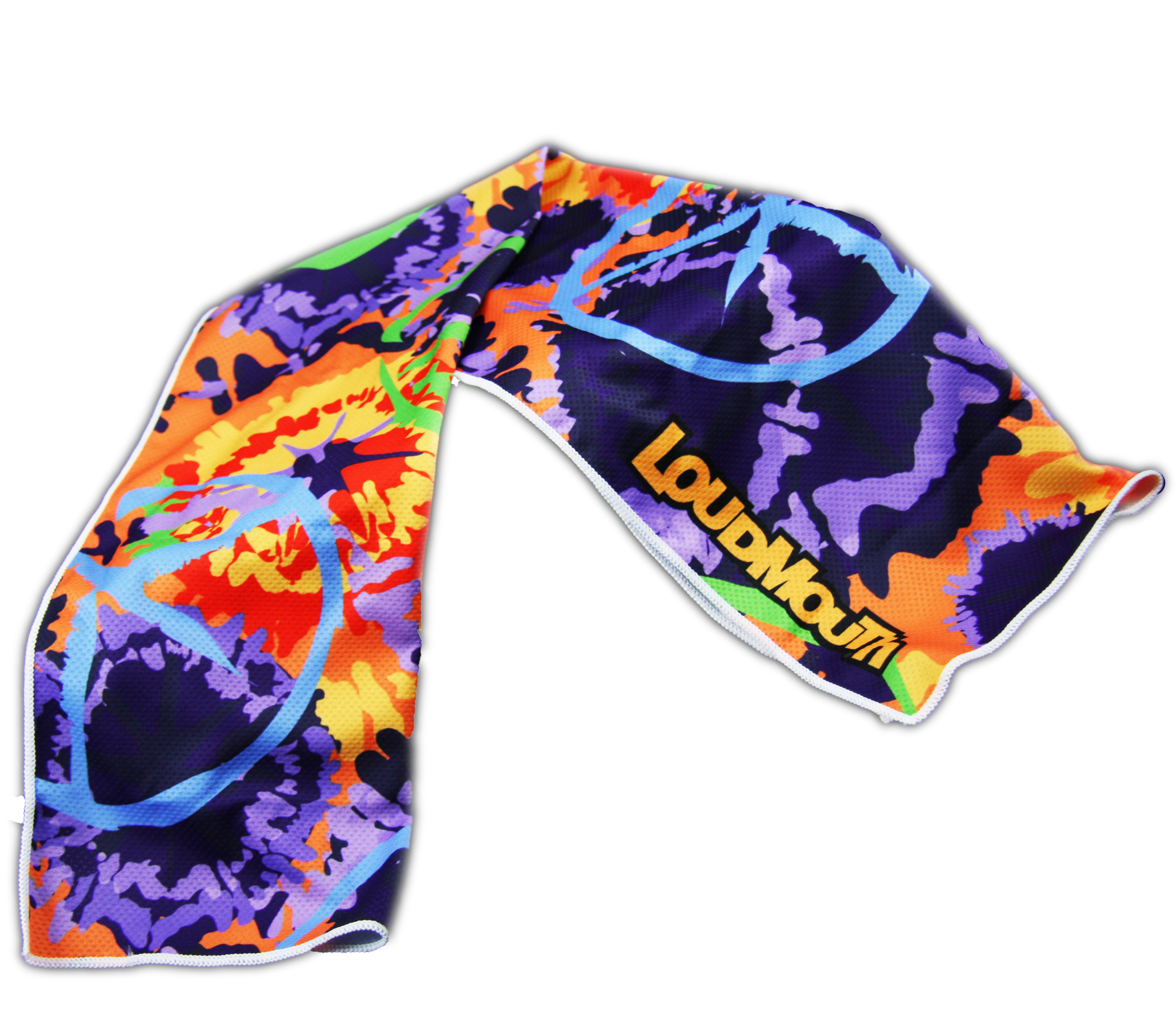 Loudmouth Cooling Towels - Woodystock -