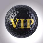 VIP – magnetischer Golfball (magball)
