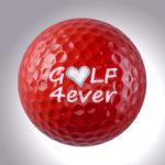 Golf4ever – magnetischer Golfball (magball)