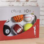 Sport motivbälle – magnetischer Golfball (magball)
