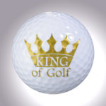 King of Golf – magnetischer Golfball (magball)