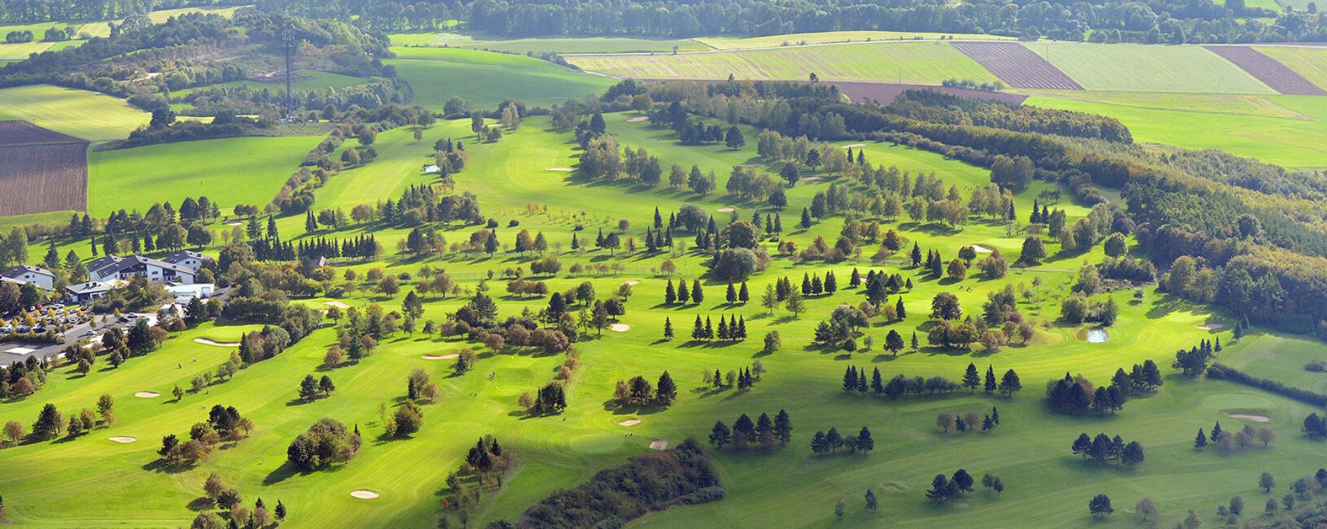 Golfen in Franken