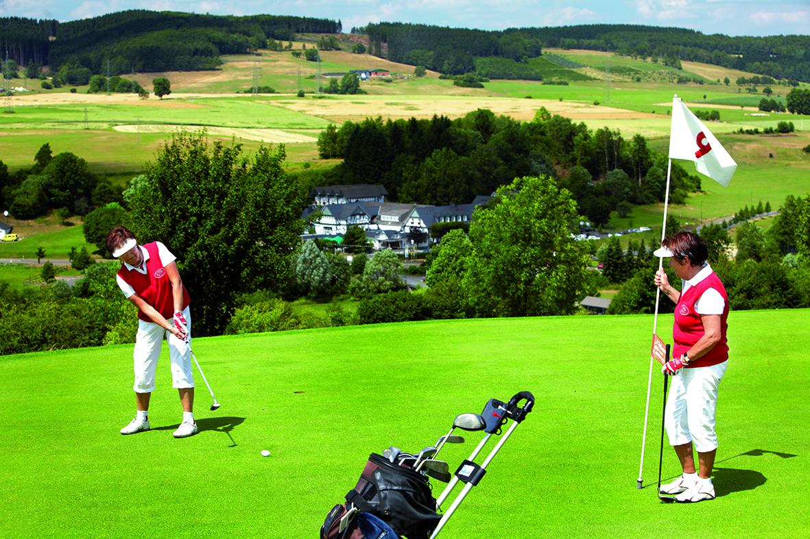 Romantik Golf- & Wellnesshotel Platte