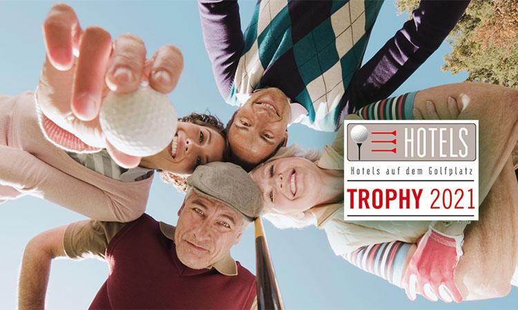 Hotels auf dem Golfplatz – Trophy 2021