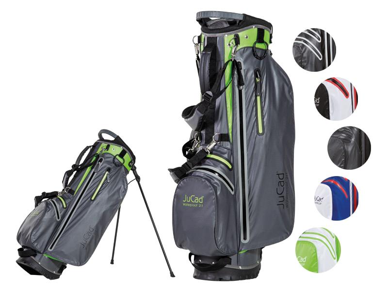 JuCad Golf Bag 2 in 1 Waterproof