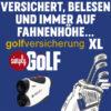 Golfversicherung Top-Angebot – Versichert, belesen und immer auf Fahnenhöhe!
