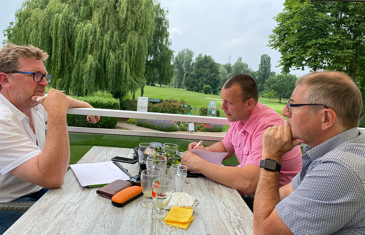 Vigom UG Gesellschafter (v.l.): Thilo Raisch, Lars Thieme, Matthias Ditsch