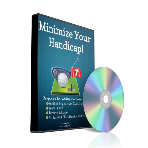Minimize Your Handicap – Golftraining wie es einfacher nicht sein kann – MyGolfBlog Audio