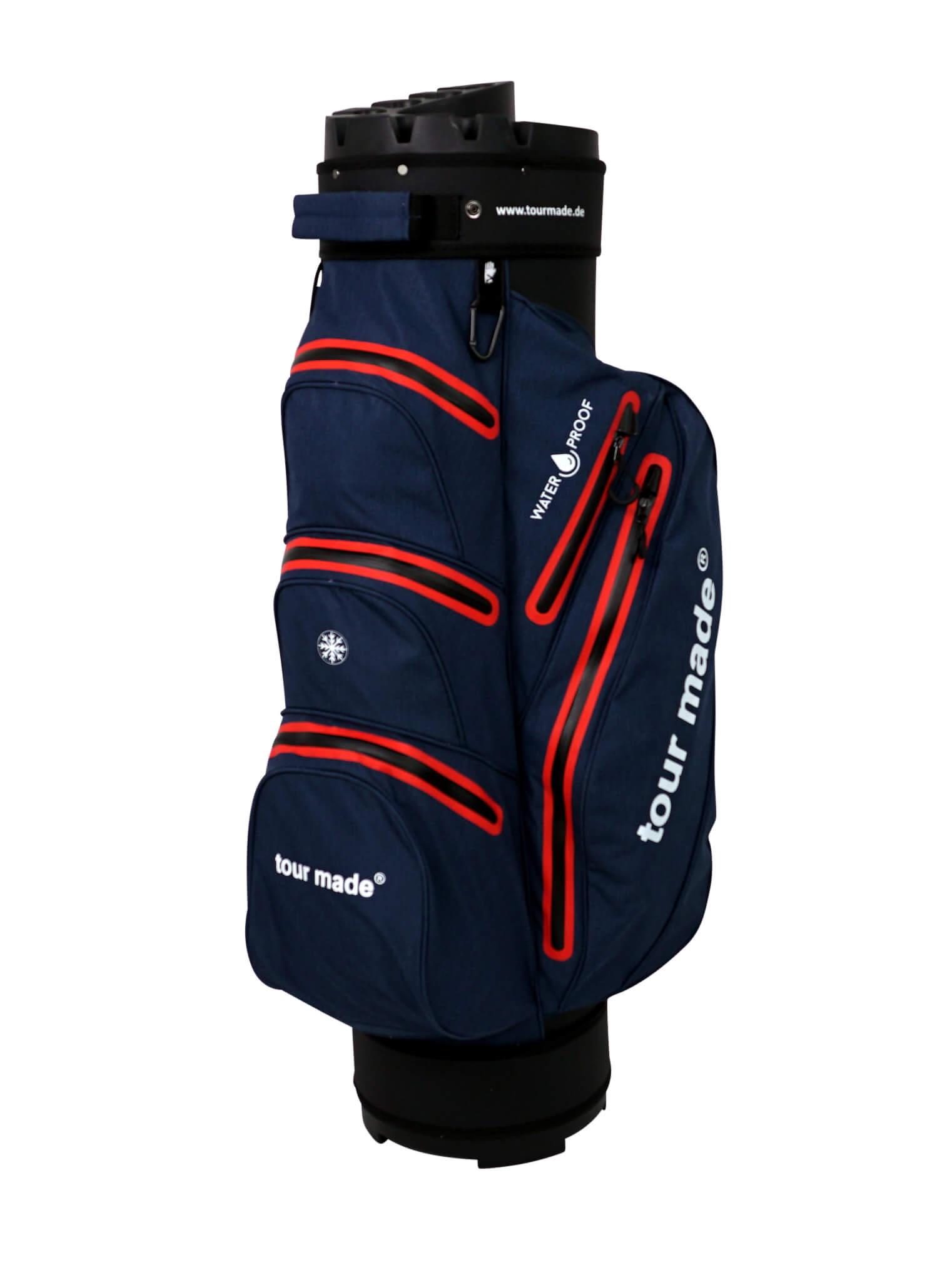 Tour Made Waterproof WP14 TEX Organizer Golftasche