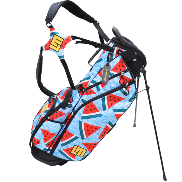 Loudmouth Stand Bag-Melons-
