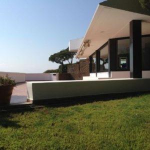 Villa direkt am Meer mit Privatzugang zum Strand