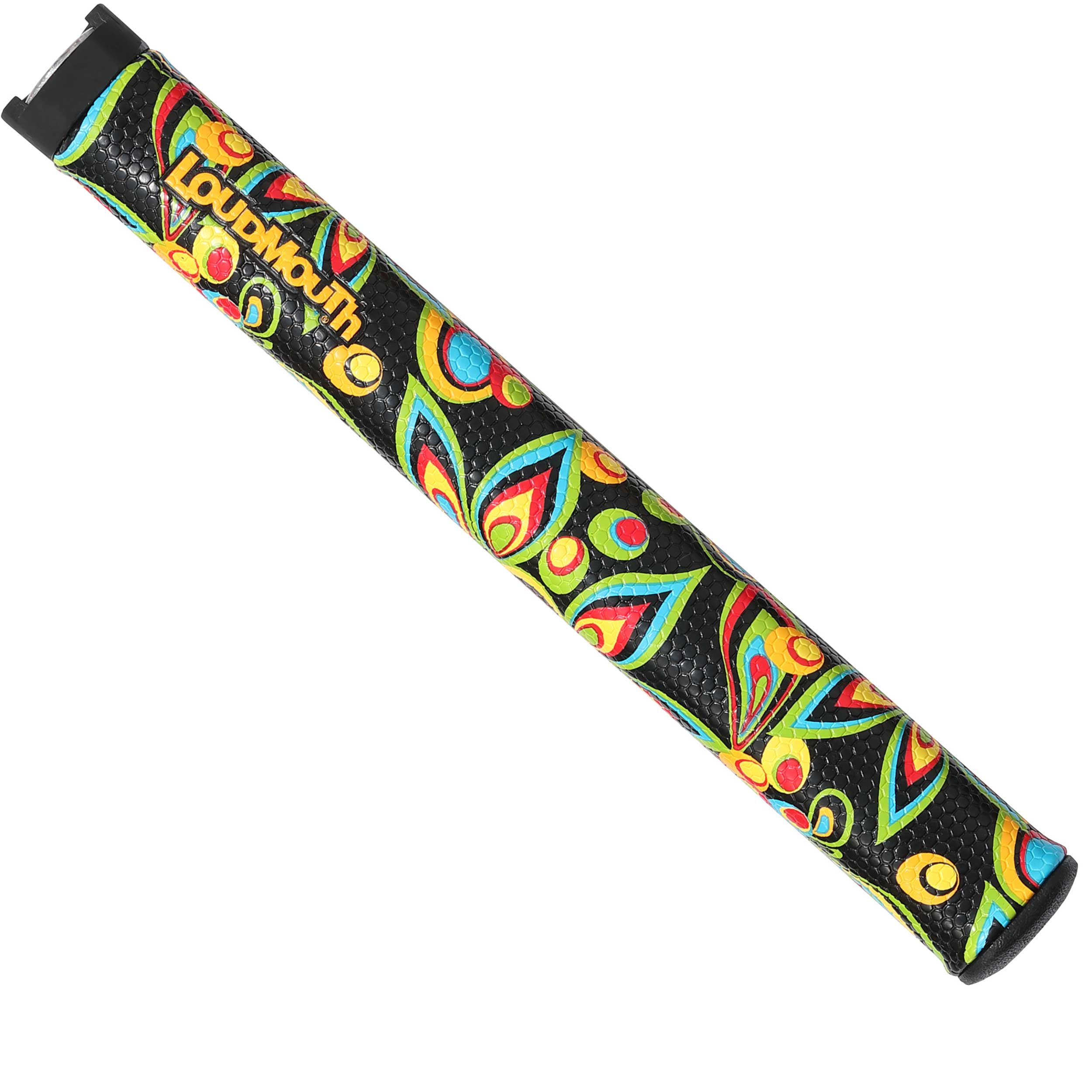 """Loudmouth RD-3 Puttergriff """"Black Shagadelic"""""""