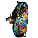 Loudmouth Stand Bag-Broad Strokes Navy-