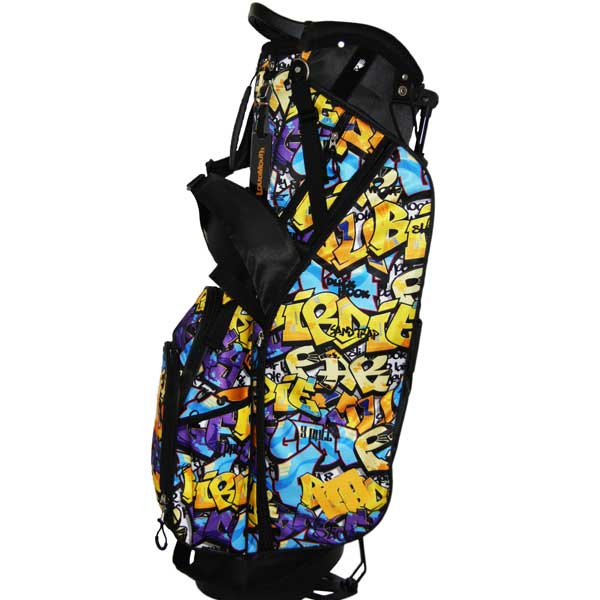 Loudmouth Stand Bag-Los Angeles-