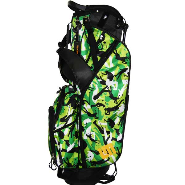 Loudmouth Stand Bag- Swingers Camo –