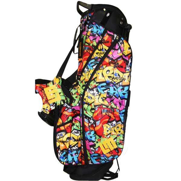 Loudmouth Stand Bag-Tags-
